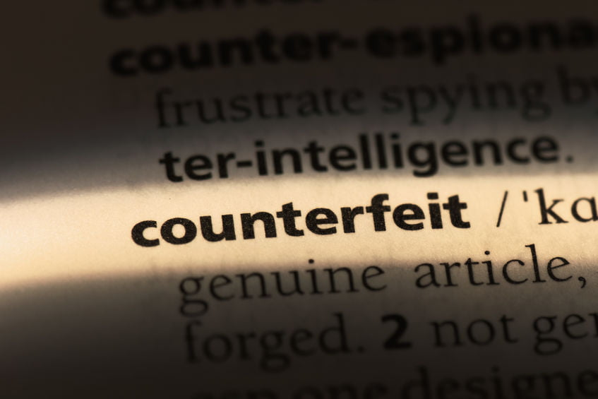 Counterfeits Education for Consumers