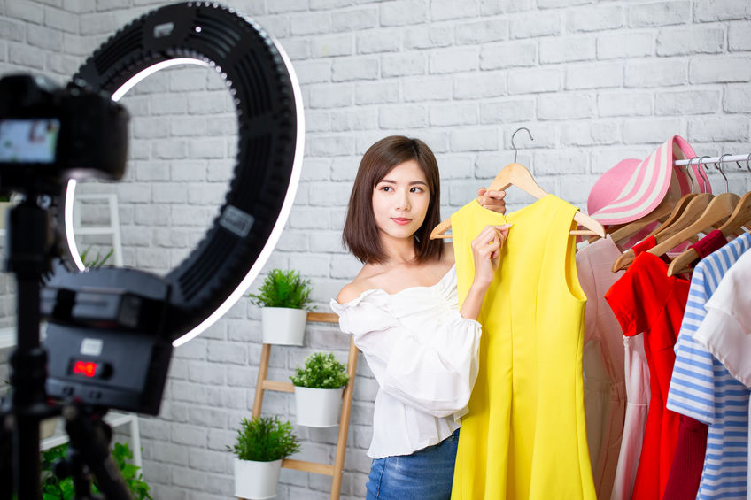 Livestreaming E-Commerce is Big in China